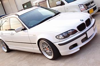 BMW E46 KW V1