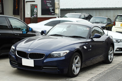 BMW Z4 中古車 車両販売 岡山