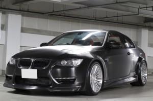 BMW E92 335 agio absolute SWR 岡山 ホイール