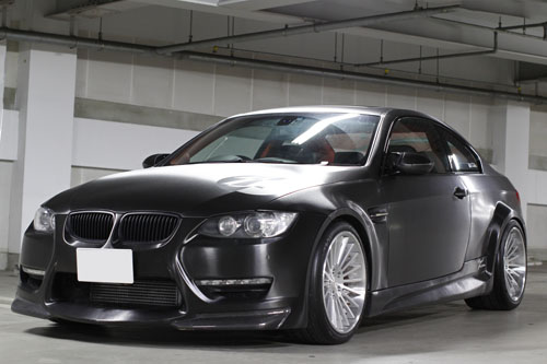 BMW E92 335 agio absolute SWR 岡山 ホイール