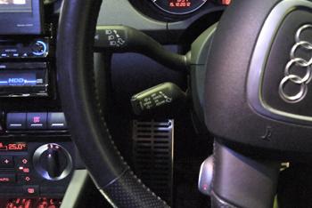 AUDI A3 クルーズコントロール Smart HID取付 岡山
