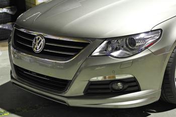 VW PASSAT CC リジカラ取付 岡山