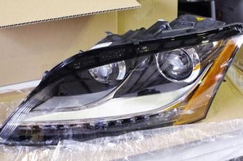 AUDI TT USヘッドライトデイライトコーディング 岡山