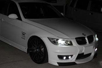 BMW E90 車検 岡山