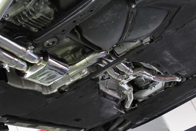 AUDI A7 SB STaSISステイシスチャレンジマフラー