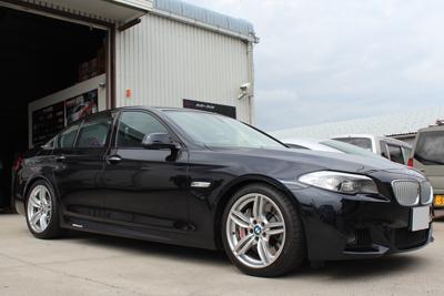 BMW hybrid5 STOPTECH 380×32 6POT シルバー取付 岡山
