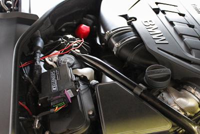 BMW ハイブリット7 ケレナーズチューニングモジュール ブーストアップサブコン