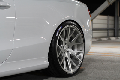 AUDI S5 AGIO 新作2pcホイール precisione & add カーボンフロントリップ 岡山 mouf.