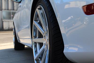 AUDI Q5 absolute DIK u-ccv ウルトラライト KW車高調 V2取付, VW PASSAT ナビ取付