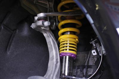 AUDI Q5 & AUDI TT8N KW V2車高調, VW GOLF5GTI ディバーターバルブ交換&エンジン内部洗浄