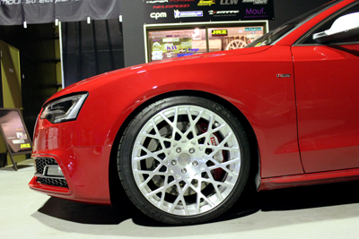 AUDI A5SB JRZ車高調 absolute TWM,THE BEETLE absolute TWM u-ccv