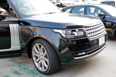 Range Rover KAROマット