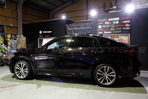 BMW X6 KW V3車高調 AUDI TTS APRソフトウエアーインストール