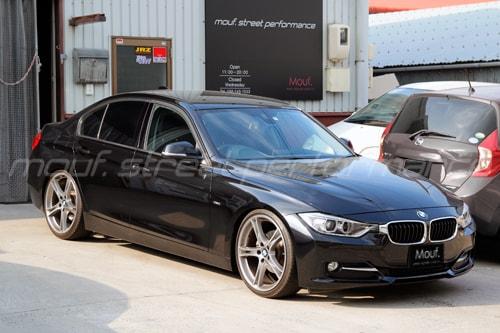 BMW F30 320d KW V1車高調