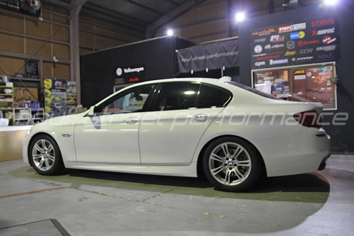AUDI B9 S4 BMW F10 KW車高調