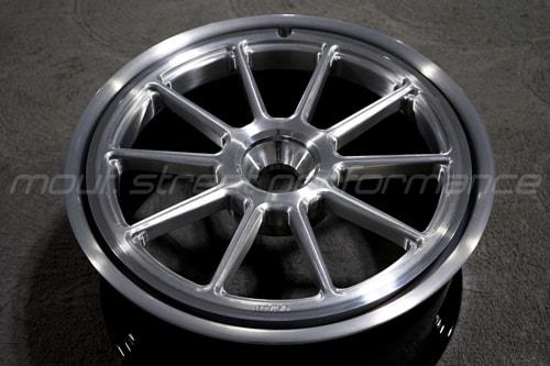 neutrale wheels MS10 progressiv & CS5 mono
