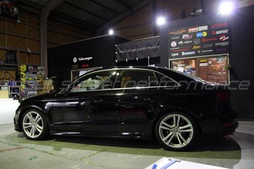 AUDI A3 KW V3車高調 AUDI TTS RECAROシート