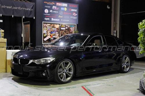 AUDI S6 IIDロアリングKIT APRインストール,BMW F36 435 KW V3車高調 LCIテール交換