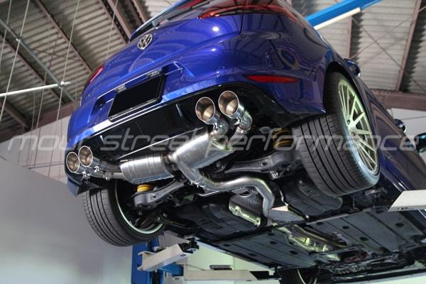 VW GOLF7R APRキャタバック VW GOLF GTiクラブスポーツ AUDI SQ5