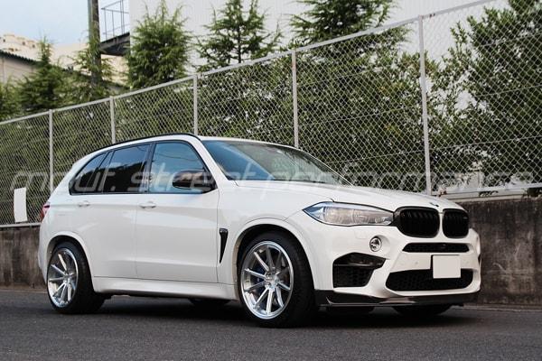 BMW F36LCI BMW X5M neutrale wheels