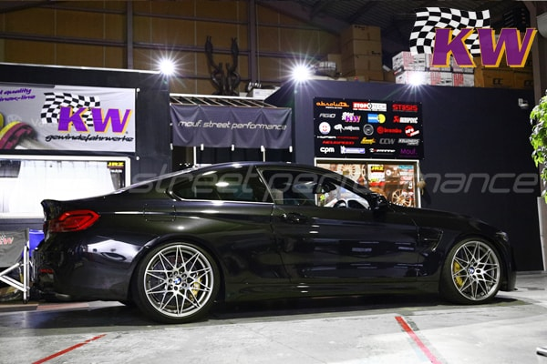 BMW M4 conp KW 車高調 BMW F10 528 ホイール