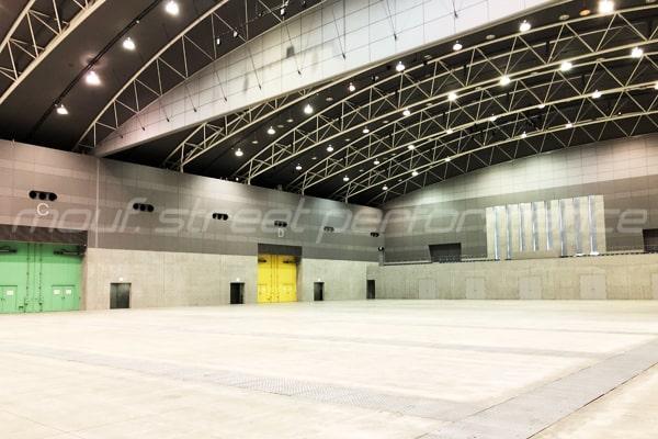 11月25日 showcase -eurocarfes.- in 福山ビックローズ続報