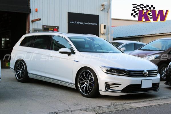 VW PASSAT KW V3車高調 AUDI Q3クルーズコントロール