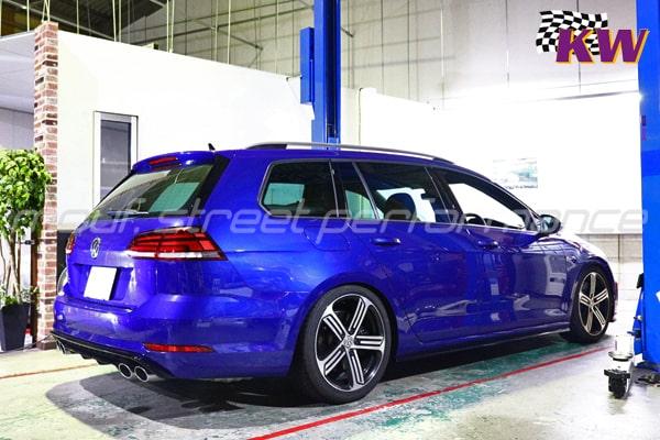 VW PASSAT KWストリートコンフォート VW GOLF7.5Rバリアント KW V3車高調