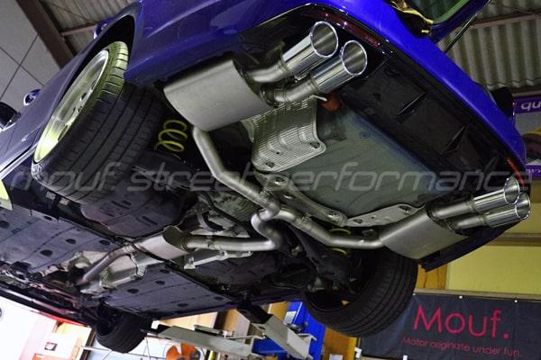 VW GOLF7R APRソフトウエアー、REMUSマフラー、コーレンストッフ、