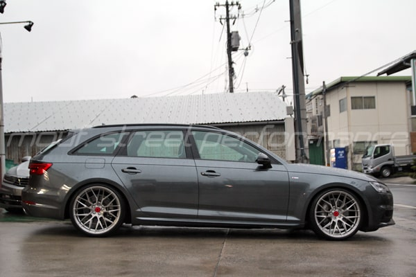 AUDI A4b9avant wheels BMW F80M3フロントリップ