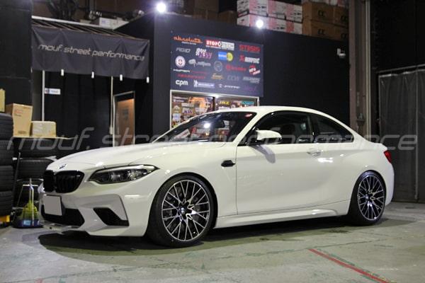 AUDI S3 KW V2車高調 034マウント BMW M2 competition KW V3車高調