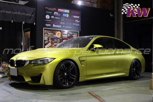 BMW M4 KW V3車高調 ダイハツ ムーブキャンパス クスコ車高調 AUDI TT8N APR