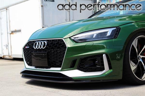 addperformance RS5 AUDI 8s TTRS APR ソフトウエアーインストール AUDI R8GT販売車 納車整備
