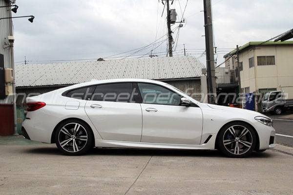 BMW 640GT ロアリングkit VW R36 R32車検