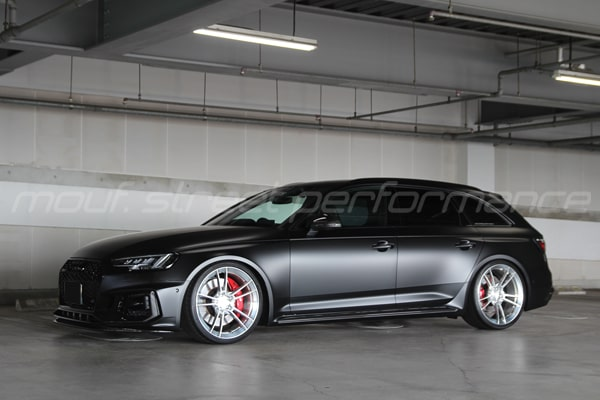AUDI B9 RS4 avant neutrale wheels RC5 mono 10×20