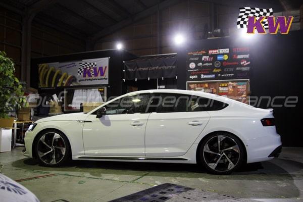 AUDI B9 RS5sb KW V3車高調 GOLF7 GTics APRインタークーラー GOLF7 GTi スリプロ