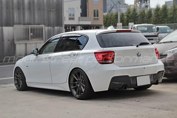 BMW F20 135i BCforged Wheels 納車準備718ケイマンS