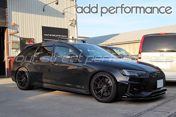 AUDI RS4avant レムス、addperformance