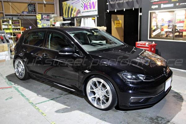 VW GOLF7.5ハイライン KW V2車高調 neutrale CS5mono  AUDI TTRS addperformance