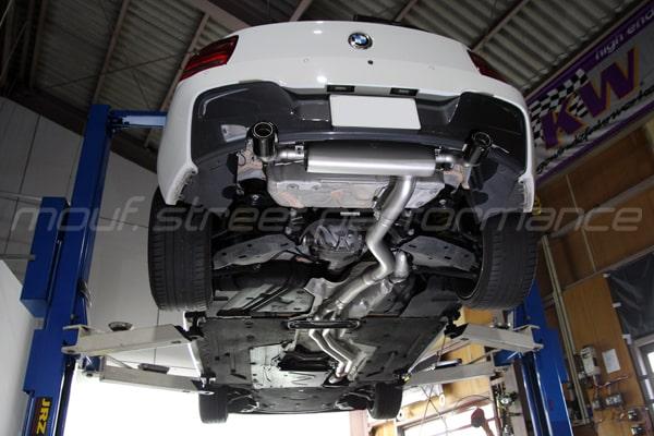 BMW F20 135iマフラー交換、AUDI TT8J、GOLF7.5GTi、BMW F30コーディング
