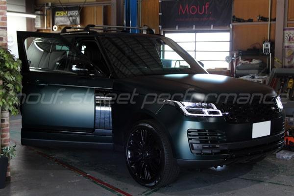 レンジローバー テレビキャンセル AUDI RS3sedan、S1油脂交換 、 VW POLO 、AUDI A4avant 車検