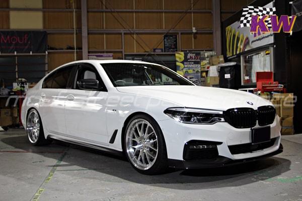 BMW G30 530 KW V3車高調 BMW アルピナD3、F30 320Dオイル交換