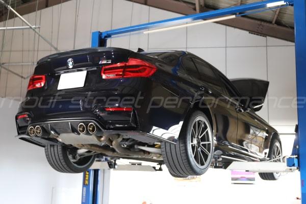 BMW G30 3Dマフラー BMW M3 MB G400d  MB CLA オイル交換 VW GOLF7 AUDI A7コーディング