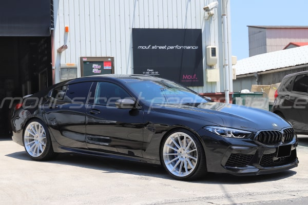 BMW M8グランクーペcompe neutrale wheels VW GOLF7 GTi  KW V2車高調 AUDI RS4avant B9 オイル交換